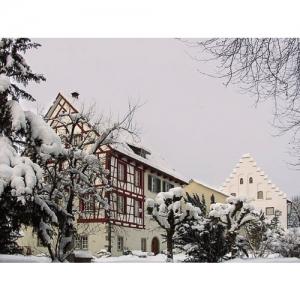 Bischofszell: Schloss und Hof