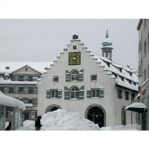 St. Gallen - Waaghaus