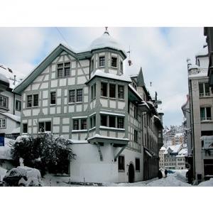 St. Gallen - Bankgasse