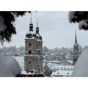 St. Gallen - Dom