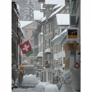 St. Gallen - Webergasse