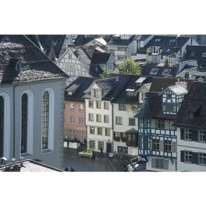 St. Gallen - Klosterviertel