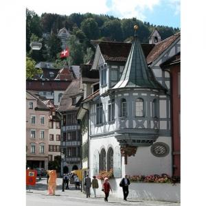 St. Gallen - beim Gallusplatz