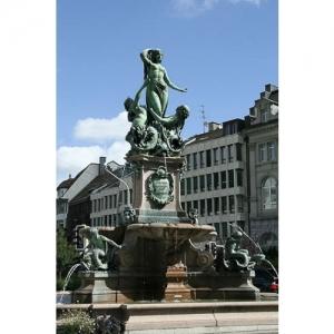 St. Gallen - Broderbrunnen