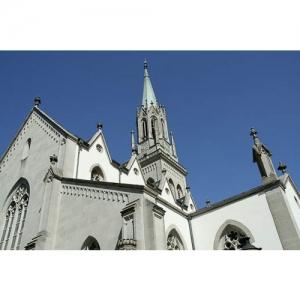 St. Gallen - St. Laurenzenkirche