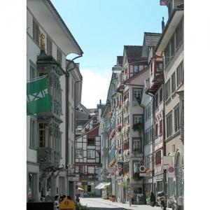 St. Gallen - Schmiedgasse