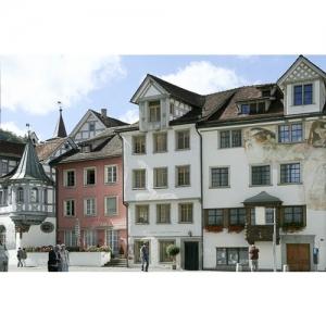 St. Gallen - Gallusplatz