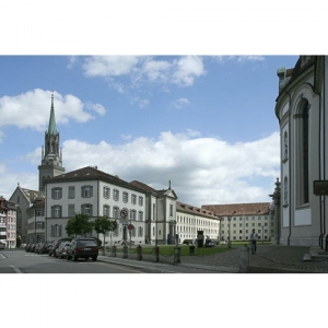 St. Gallen - Klosterhof