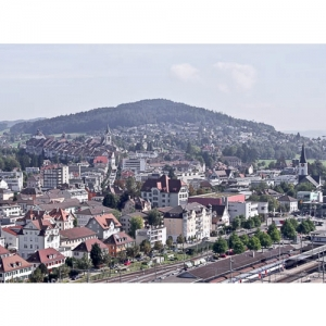 Wil: Blick auf Stadt