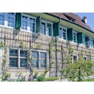 Kartause Ittingen - Priorat mit Prioratsgarten