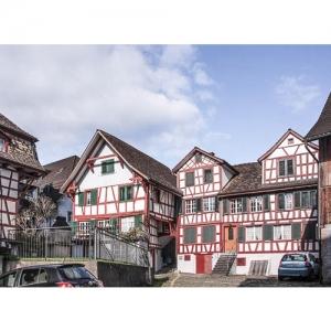 Weinfelden - Riegelhäuser, Frauenfelderstrasse