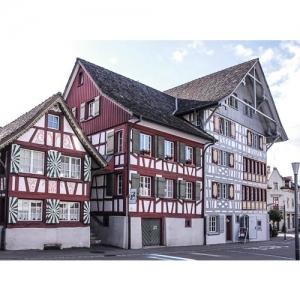 """Weinfelden – Malerhüsli und """"Zur Farb"""""""