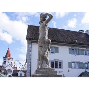 Weinfelden - Thomas Bornhauser Brunnen