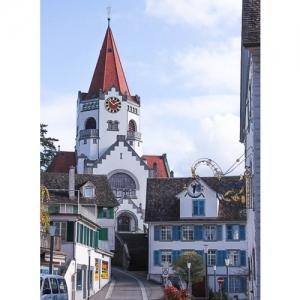 Weinfelden - Evangelische Kirche