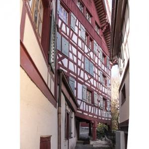 Weinfelden - Riegelhaus am Badstubenweg