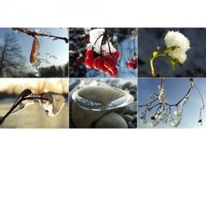 Winter, Schnee und Eis