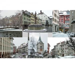Wil SG -  im Winter