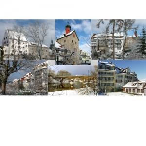 Bischofszell  im Winter