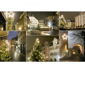 Wil SG - im Advents- und Weihnachtsschmuck