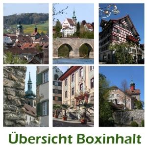 Sechser-Box: Bischofszell