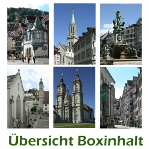 Sechser-Box: St. Gallen