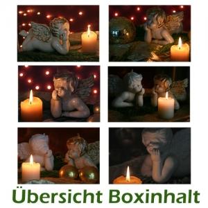 Sechser-Box: Engel