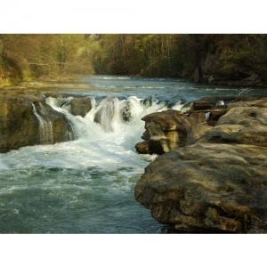 L 0487 Thur-Wasserfall 90x60