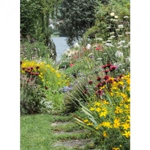 Blumengarten am See