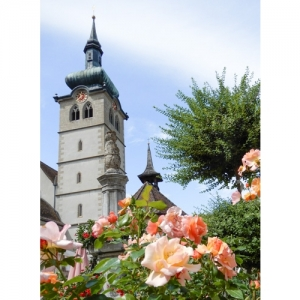 Bischofszell: Kirche St. Pelagius