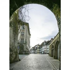 Wil SG - Aufgang zur Altstadt