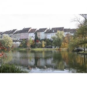L 2756 Wil SG: Stadtweiher 120x80