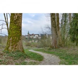 Thurwanderweg nach Bischofszell - 1799