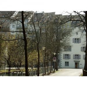 Wil SG - Schützenhaus am Stadtweiher