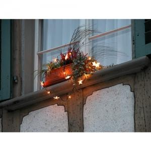 Weihnachtlicher Fensterschmuck