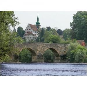 Bischofszell und Thurbrücke