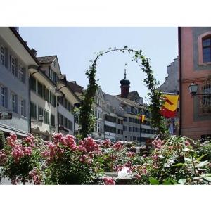 Rosenstadt Bischofszell - Marktgasse