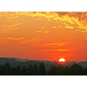 Sonnenuntergang - 1118