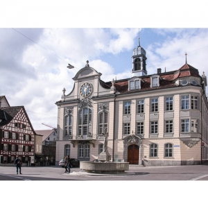 Weinfelden - Rathaus - 2950