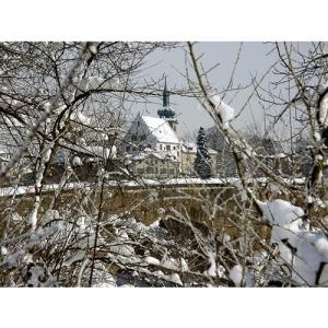 Bischofszell im Schnee - 0760